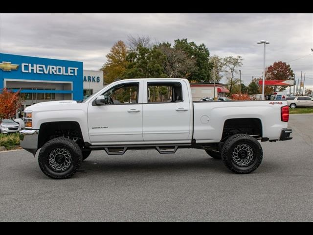 2019 Chevrolet Silverado 2500 Crew Cab 4x4, Pickup #1K4665 - photo 4