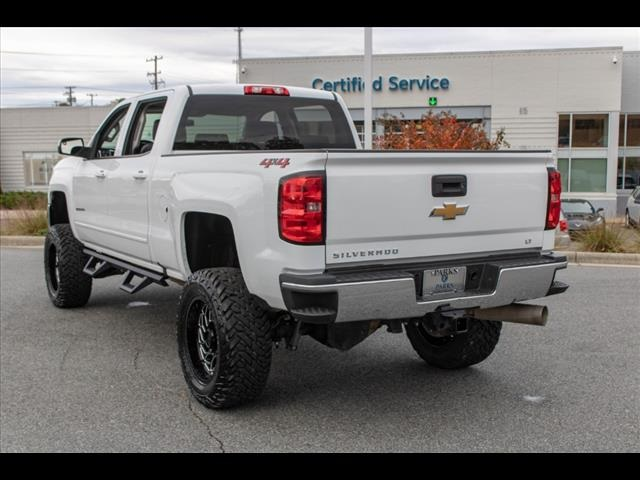 2019 Chevrolet Silverado 2500 Crew Cab 4x4, Pickup #1K4665 - photo 2