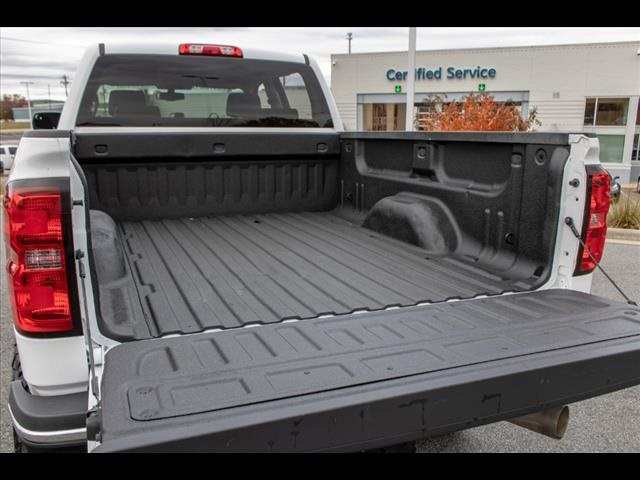 2019 Chevrolet Silverado 2500 Crew Cab 4x4, Pickup #1K4665 - photo 9