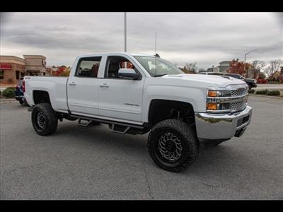 2019 Chevrolet Silverado 2500 Crew Cab 4x4, Pickup #1K4665 - photo 15