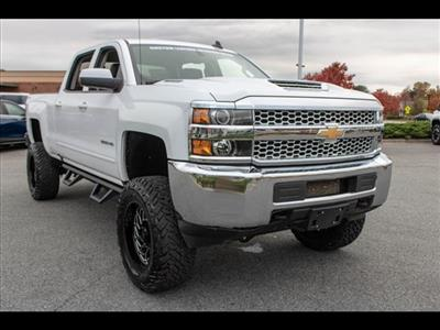 2019 Chevrolet Silverado 2500 Crew Cab 4x4, Pickup #1K4665 - photo 16