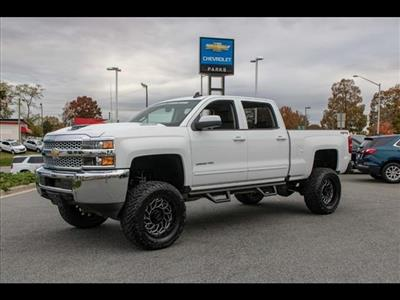 2019 Chevrolet Silverado 2500 Crew Cab 4x4, Pickup #1K4665 - photo 5