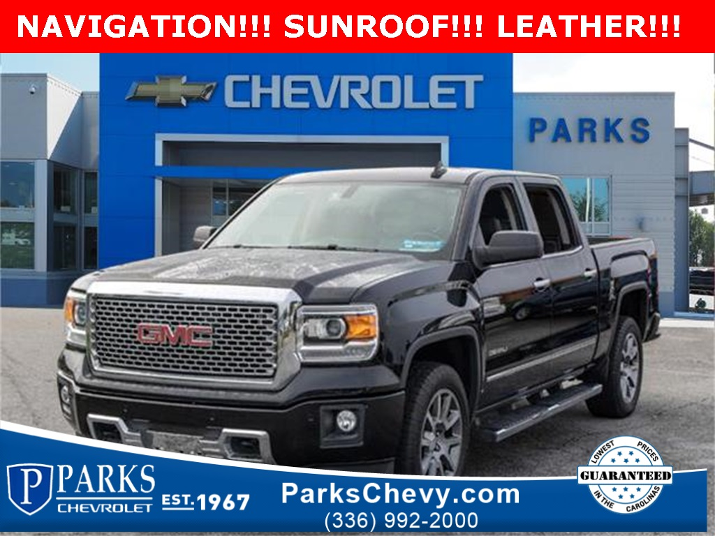 2015 GMC Sierra 1500 Crew Cab 4x4, Pickup #1K4679 - photo 1