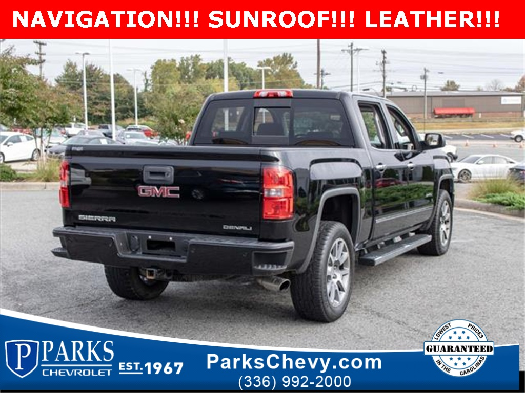 2015 GMC Sierra 1500 Crew Cab 4x4, Pickup #1K4679 - photo 11
