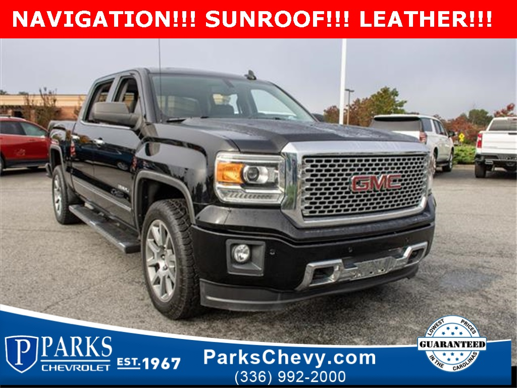 2015 GMC Sierra 1500 Crew Cab 4x4, Pickup #1K4679 - photo 15