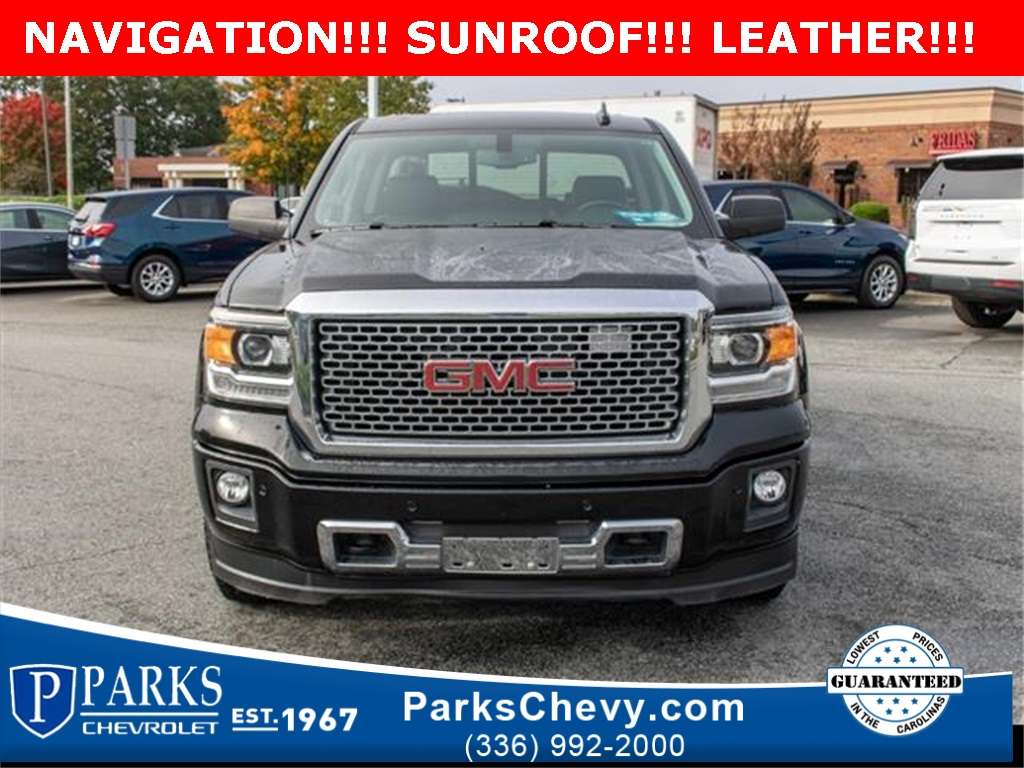 2015 GMC Sierra 1500 Crew Cab 4x4, Pickup #1K4679 - photo 17
