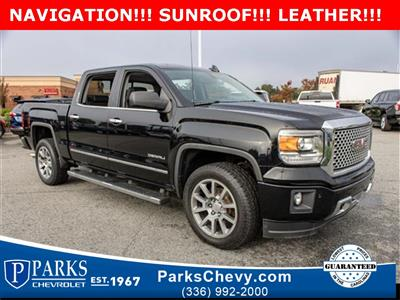 2015 GMC Sierra 1500 Crew Cab 4x4, Pickup #1K4679 - photo 14
