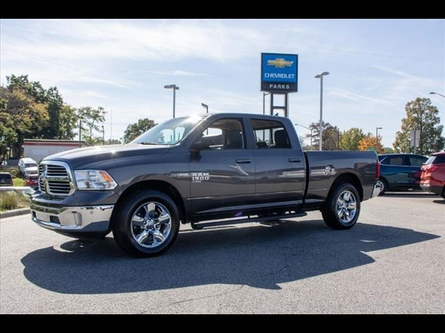 2019 Ram 1500 Crew Cab 4x2, Pickup #1K4683 - photo 4
