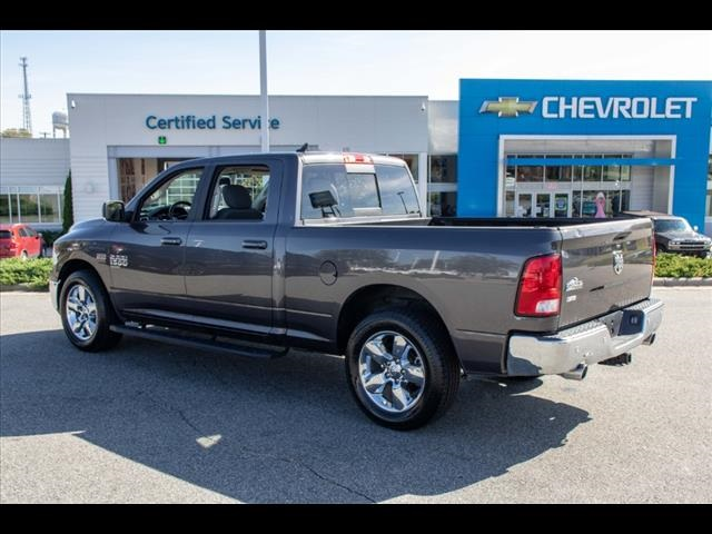 2019 Ram 1500 Crew Cab 4x2, Pickup #1K4683 - photo 5