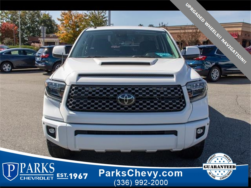 2018 Toyota Tundra Crew Cab 4x2, Pickup #1K4691 - photo 17