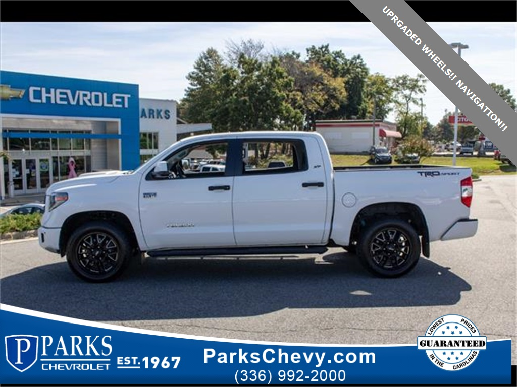 2018 Toyota Tundra Crew Cab 4x2, Pickup #1K4691 - photo 3