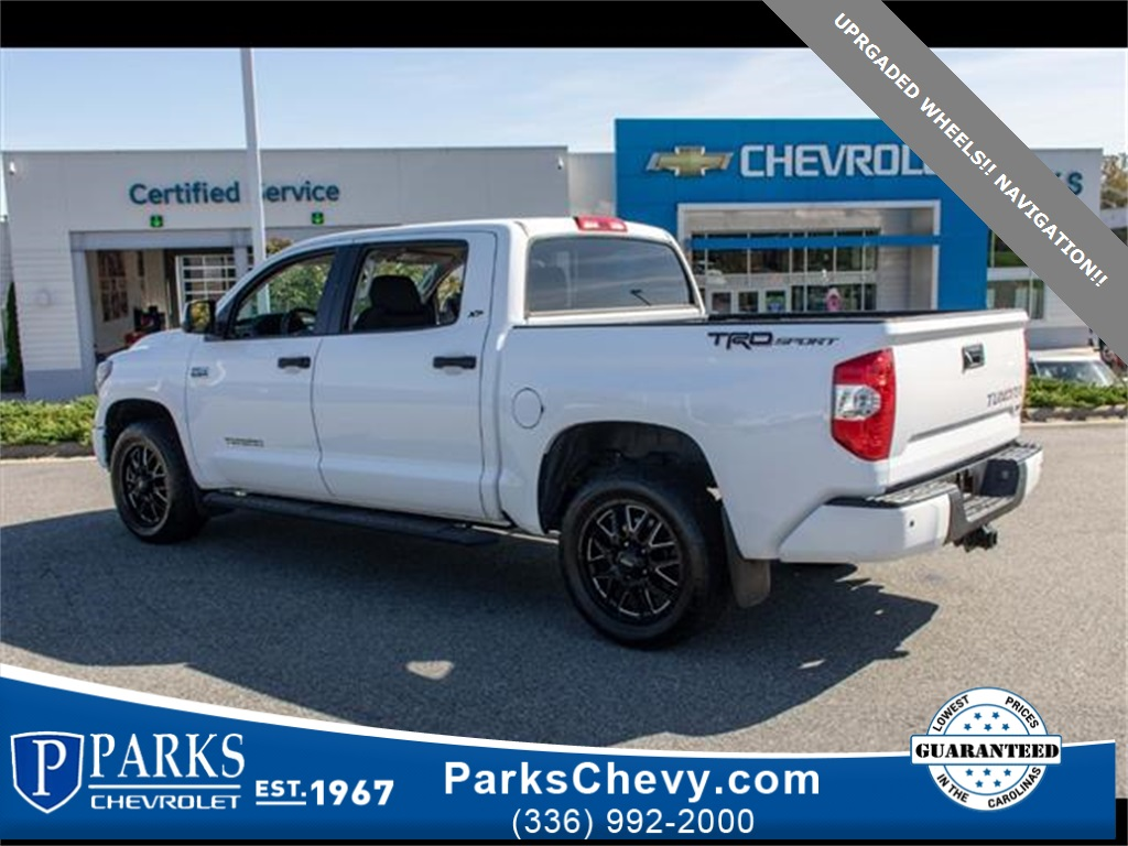 2018 Toyota Tundra Crew Cab 4x2, Pickup #1K4691 - photo 5