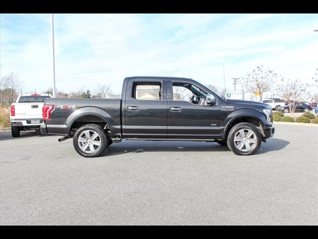 2015 Ford F-150 SuperCrew Cab 4x4, Pickup #1K4702 - photo 10