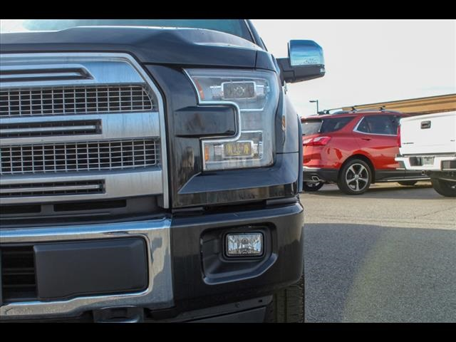 2015 Ford F-150 SuperCrew Cab 4x4, Pickup #1K4702 - photo 14