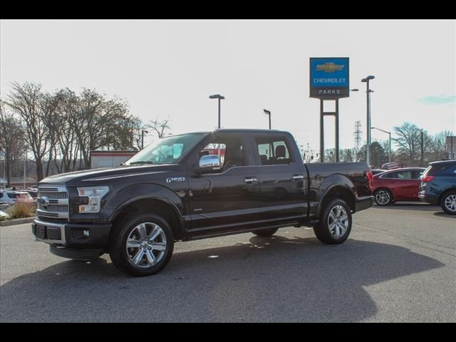 2015 Ford F-150 SuperCrew Cab 4x4, Pickup #1K4702 - photo 3