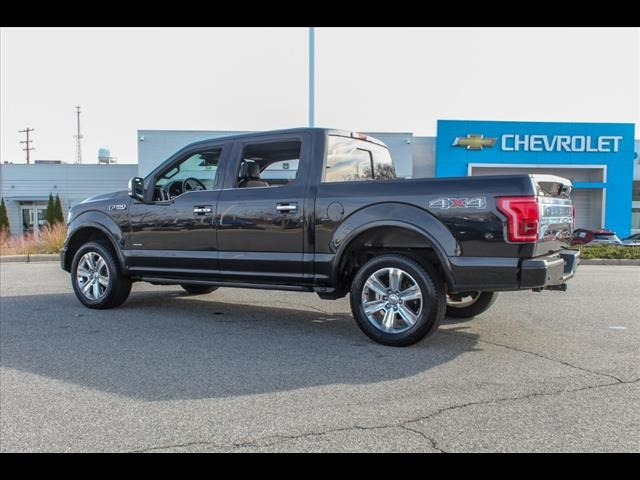 2015 Ford F-150 SuperCrew Cab 4x4, Pickup #1K4702 - photo 4