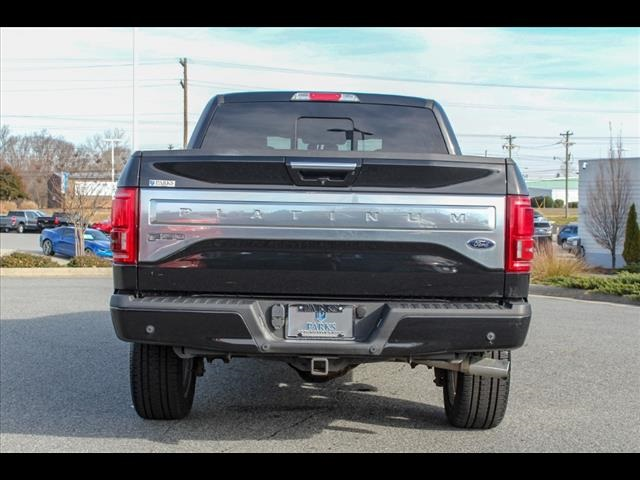 2015 Ford F-150 SuperCrew Cab 4x4, Pickup #1K4702 - photo 6
