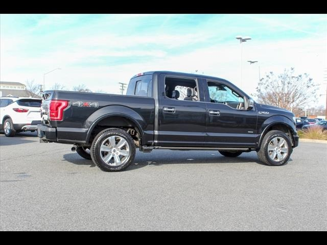 2015 Ford F-150 SuperCrew Cab 4x4, Pickup #1K4702 - photo 9