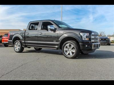 2015 Ford F-150 SuperCrew Cab 4x4, Pickup #1K4702 - photo 11