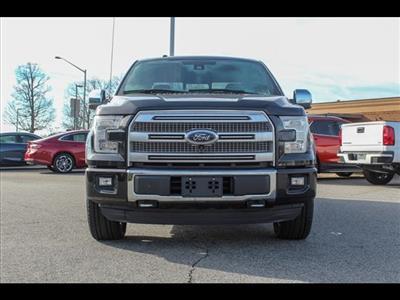 2015 Ford F-150 SuperCrew Cab 4x4, Pickup #1K4702 - photo 13