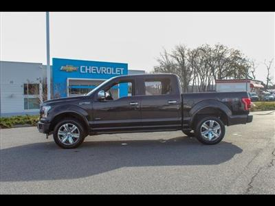 2015 Ford F-150 SuperCrew Cab 4x4, Pickup #1K4702 - photo 2