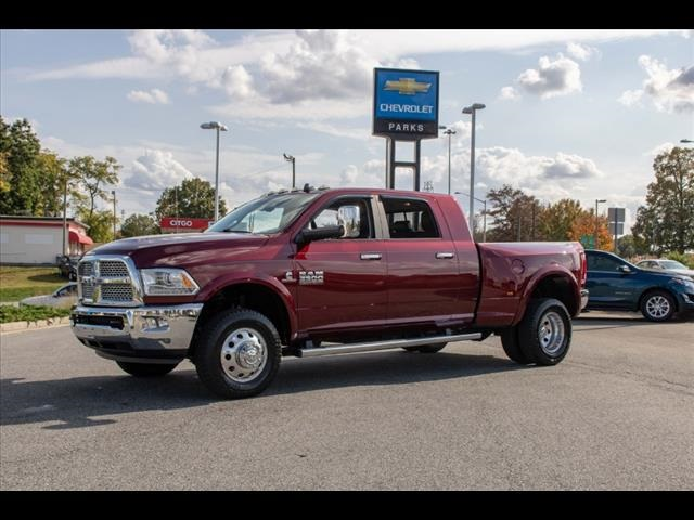 2017 Ram 3500 Mega Cab DRW 4x4, Pickup #1K4705 - photo 4