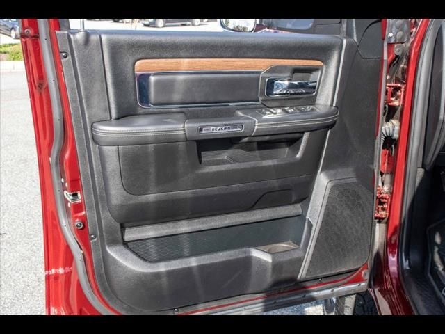 2017 Ram 3500 Mega Cab DRW 4x4, Pickup #1K4705 - photo 31