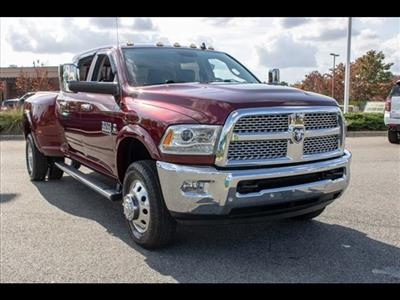 2017 Ram 3500 Mega Cab DRW 4x4, Pickup #1K4705 - photo 16