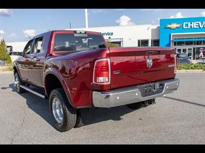 2017 Ram 3500 Mega Cab DRW 4x4, Pickup #1K4705 - photo 5