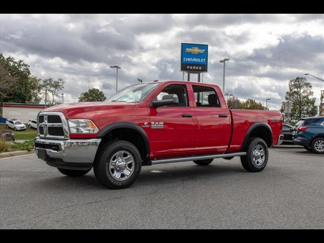 2018 Ram 2500 Crew Cab 4x4, Pickup #1K4723 - photo 4