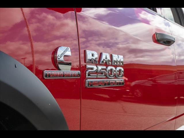 2018 Ram 2500 Crew Cab 4x4, Pickup #1K4723 - photo 23