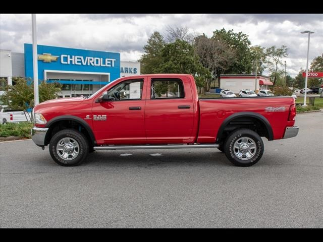 2018 Ram 2500 Crew Cab 4x4, Pickup #1K4723 - photo 3