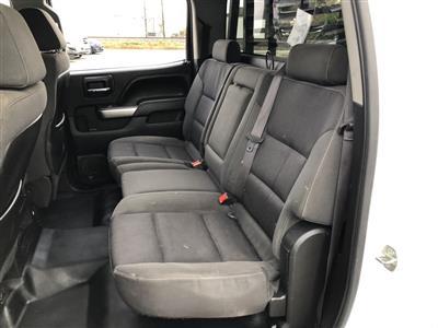 2015 Chevrolet Silverado 3500 Crew Cab 4x4, Platform Body #1K4724 - photo 11