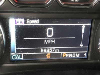 2015 Chevrolet Silverado 3500 Crew Cab 4x4, Platform Body #1K4724 - photo 14