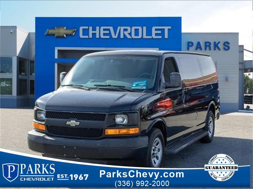 2013 Chevrolet Express 1500 4x2, Empty Cargo Van #1K4727 - photo 1
