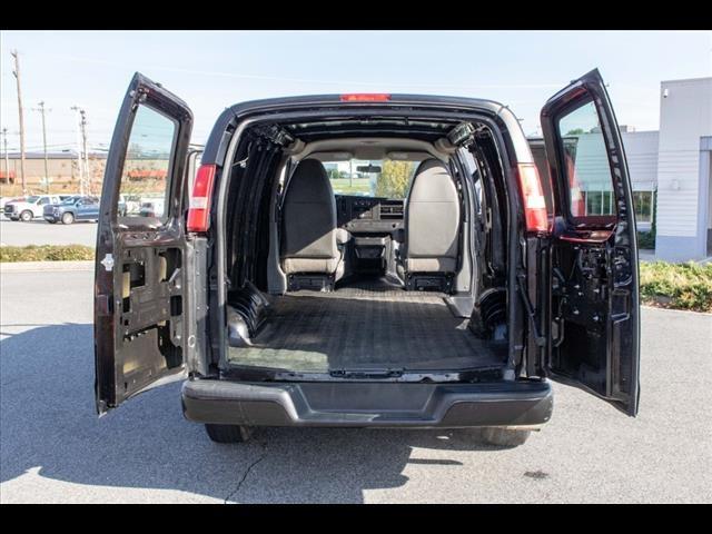 2013 Chevrolet Express 1500 4x2, Empty Cargo Van #1K4727 - photo 2