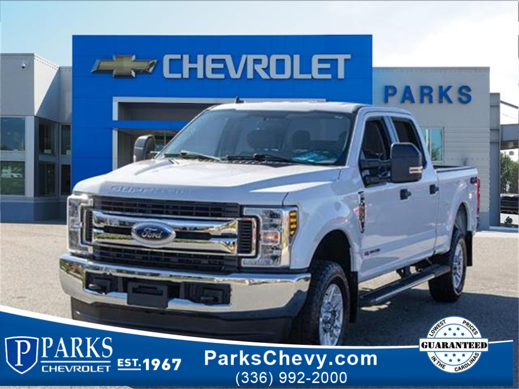 2019 Ford F-250 Crew Cab 4x4, Pickup #1K4781 - photo 1