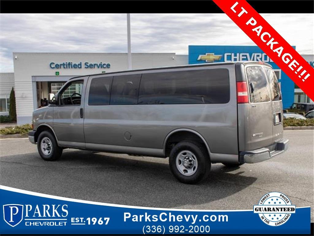 2012 Chevrolet Express 3500 4x2, Passenger Wagon #1K4903 - photo 2