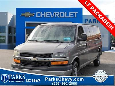 2012 Chevrolet Express 3500 4x2, Passenger Wagon #1K4903 - photo 1
