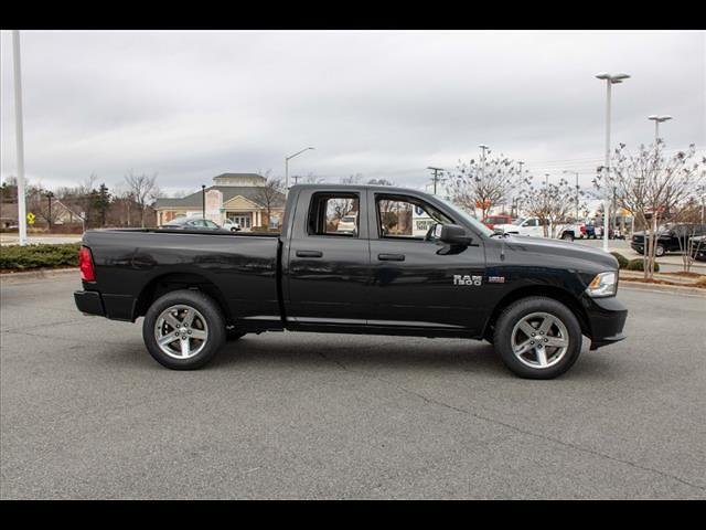 2017 Ram 1500 Quad Cab 4x4, Pickup #1K4920 - photo 12