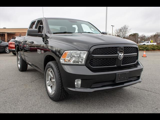 2017 Ram 1500 Quad Cab 4x4, Pickup #1K4920 - photo 14