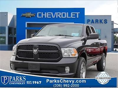 2017 Ram 1500 Quad Cab 4x4, Pickup #1K4920 - photo 1