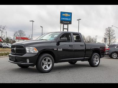 2017 Ram 1500 Quad Cab 4x4, Pickup #1K4920 - photo 4