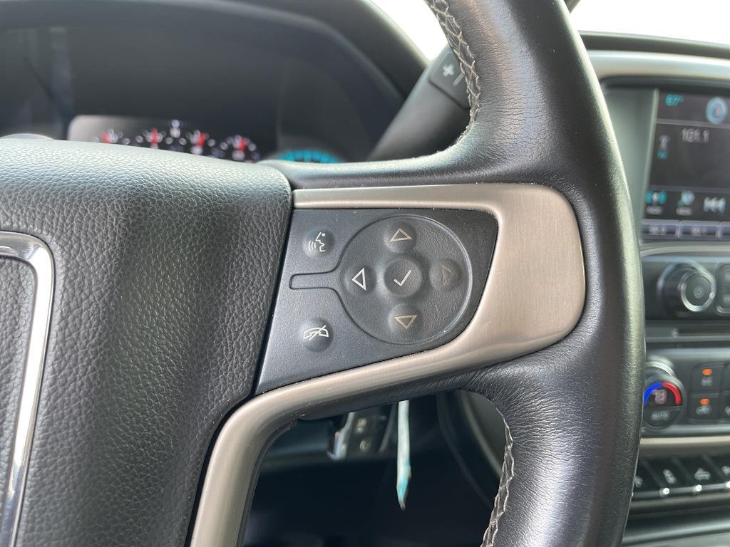 2017 GMC Sierra 1500 Crew Cab 4x4, Pickup #1K4973 - photo 14