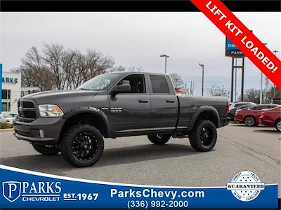2016 Ram 1500 Quad Cab 4x4, Pickup #1K5018 - photo 3