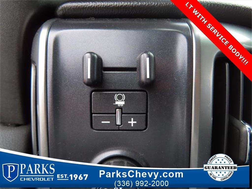 2018 Chevrolet Silverado 2500 Crew Cab 4x4, Service Body #1K5020 - photo 17