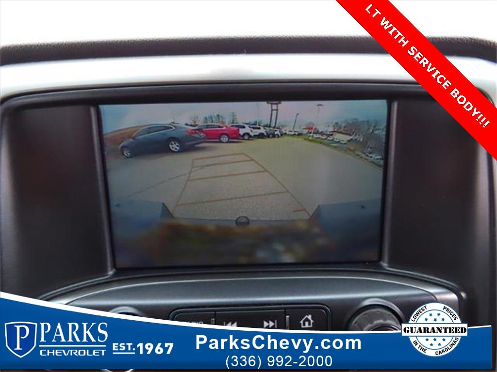 2018 Chevrolet Silverado 2500 Crew Cab 4x4, Service Body #1K5020 - photo 19