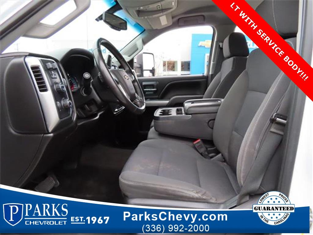 2018 Chevrolet Silverado 2500 Crew Cab 4x4, Service Body #1K5020 - photo 23