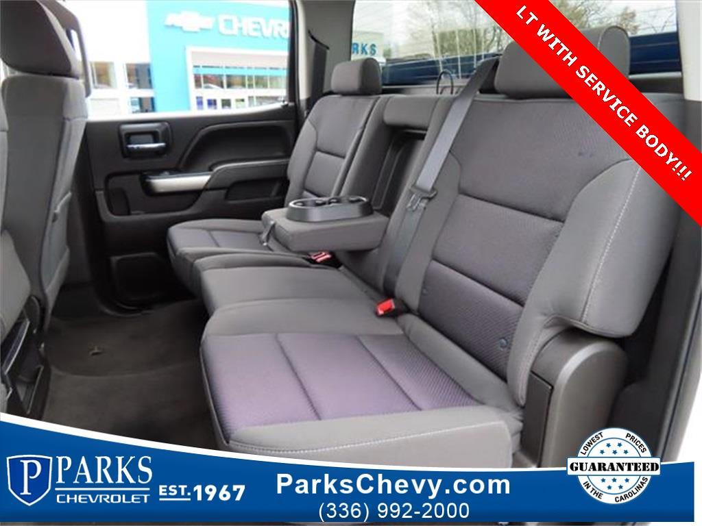 2018 Chevrolet Silverado 2500 Crew Cab 4x4, Service Body #1K5020 - photo 28