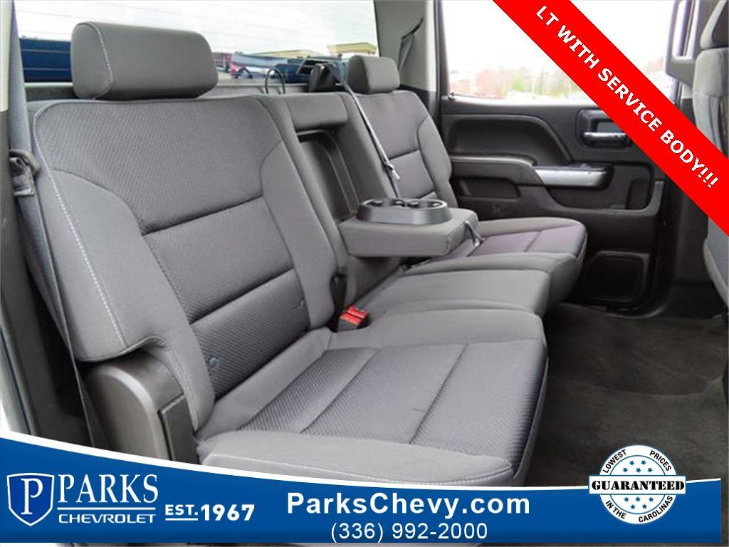 2018 Chevrolet Silverado 2500 Crew Cab 4x4, Service Body #1K5020 - photo 31